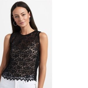 💣DYNAMITE - LACE LINED TANK TOP